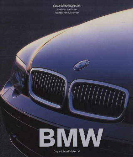 9780841602748: BMW (English, German and French Edition)