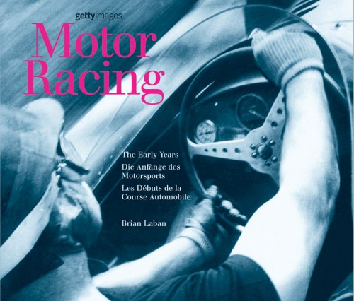 Motor Racing: The Early Years / Die: Brian Laban