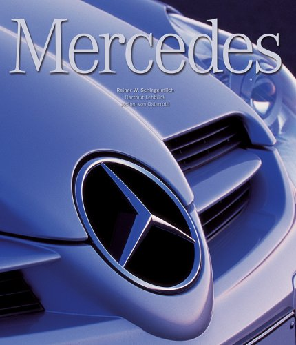 9780841602830: Mercedes (English, German and French Edition)