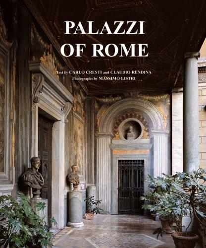 9780841602885: Palazzi of Rome