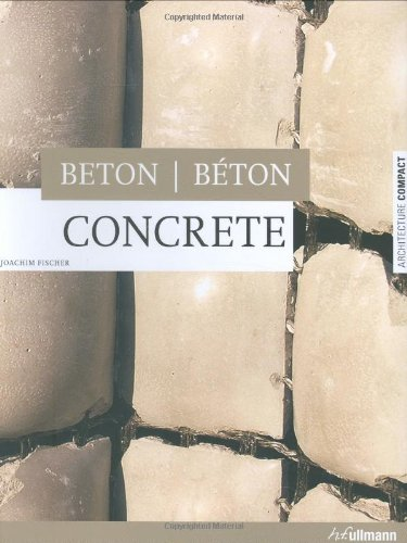 9780841602915: Concrete (Architecture Compact) (English, German and French Edition)