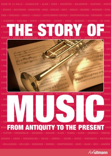 9780841602960: The Story of Music: From Antiquity to the Present