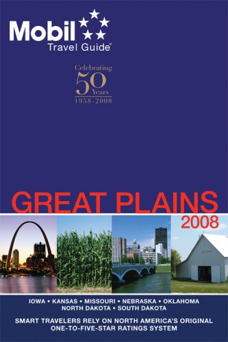 9780841603103: Mobil Travel Guide 2008 Great Plains