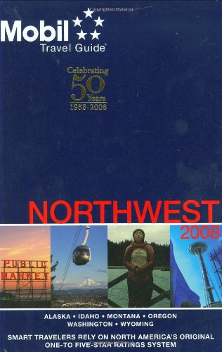 9780841603165: Mobil Travel Guide Northwest 2008 (Forbes Travel Guide Northwest)