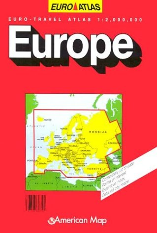 Europe Atlas-Rv (Euro-Atlas): R.V. Verlag