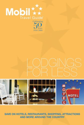 9780841607316: Mobil Travel Guide Lodgings for Less