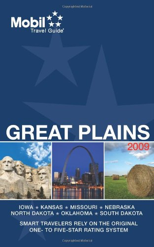 9780841608580: Mobil Regional Guide 2009 Great Plains (Mobil Travel Guide)