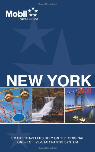 9780841608641: Mobil Travel Guide 2009 New York (Forbes Travel Guide New York)