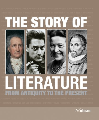 9780841608924: The Story of Literature: From Antiquity to the Present