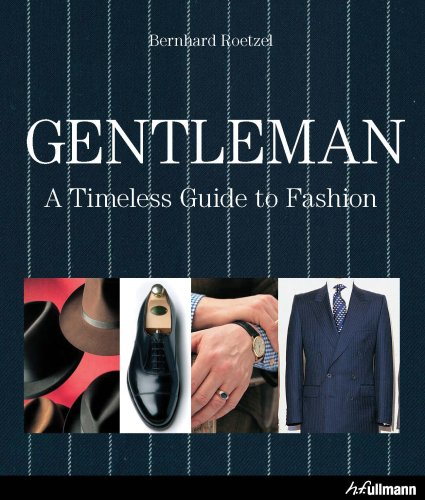 9780841608931: Gentleman: A Timeless Guide to Fashion (Lifestyle)