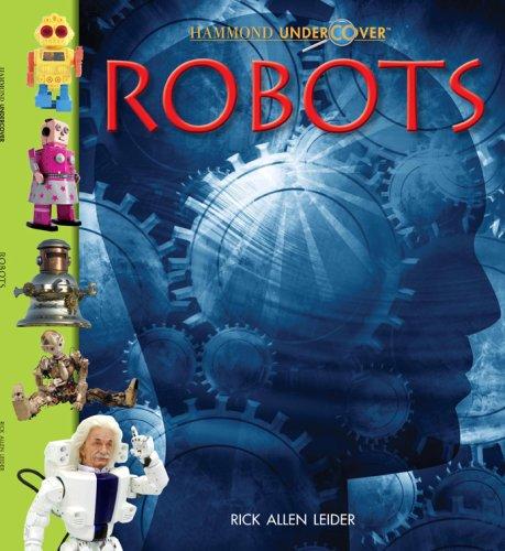 Robots (Hammond Undercover): Hammond