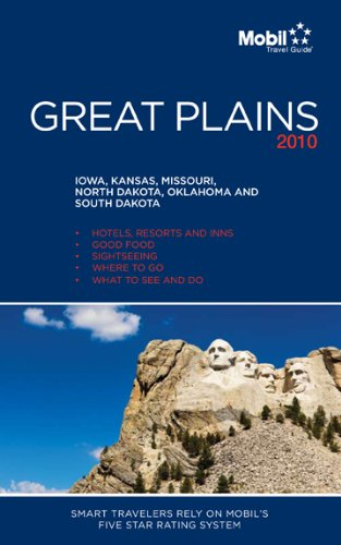 9780841614178: Great Plains Regional Guide 2010 (Forbes Travel Guide)