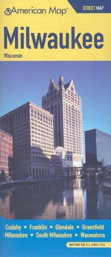 9780841616622: Milwaukee WI Street Map