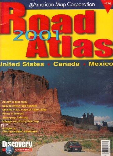American Map United States Road Atlas (United