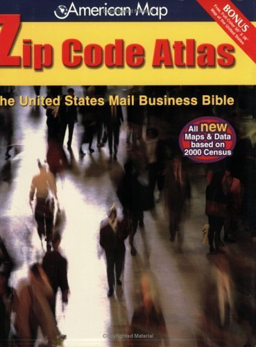 9780841617773: Zip Code Atlas: The United States Mail Business Bible (United States Zip Code Atlas)