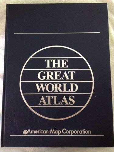 The great world atlas: American Map Corporation
