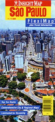 9780841621299: Insight Sao Paolo Fleximap (Insight Fleximaps)