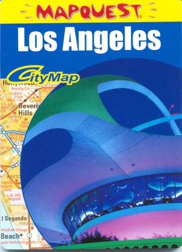 Los Angeles City Map: American Map Company