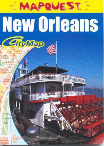 9780841624962: New Orleans, LA (Z-Map)