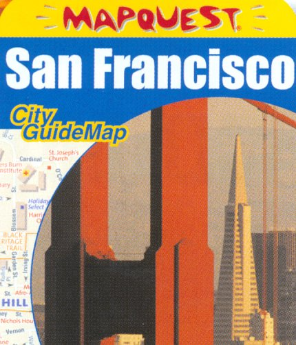 San Francisco City Map: American Map Company