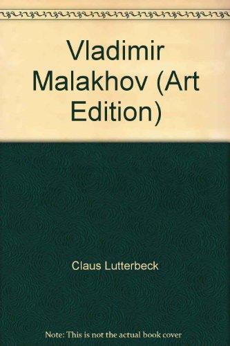 9780841671256: Vladimir Malakhov (Art Edition)