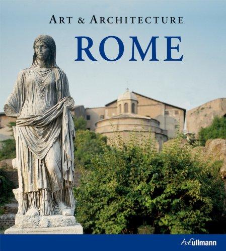 9780841671546: ART & ARCHITECTURE ROME (Art & Architecture Pocket)