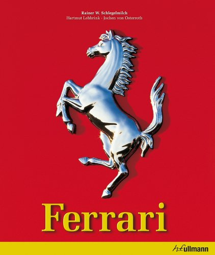 9780841671553: Ferrari (German Edition)