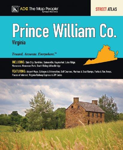 9780841671874: Prince William County VA Atlas
