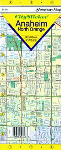 9780841693234: Anaheim North Orange, Ca Slicker (City Slicker)