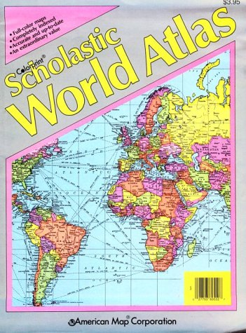 9780841695528: Scholastic World Atlas