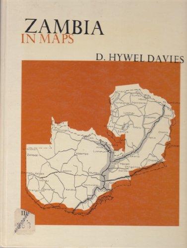 9780841900813: Zambia in Maps