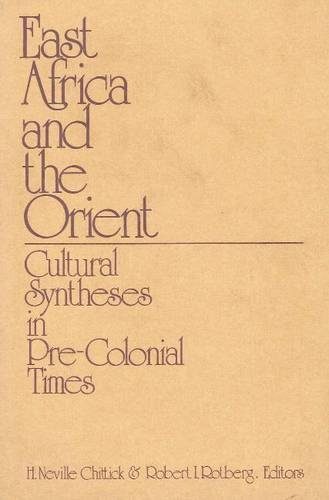 9780841901421: East Africa and the Orient