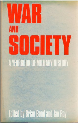9780841902305: War and Society