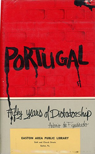 9780841902374: Portugal: Fifty years of dictatorship