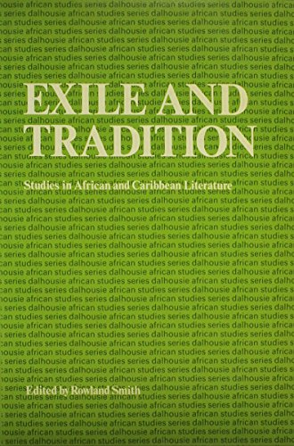 9780841902640: Exile and Tradition: Studies in African and Caribbean Literature