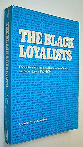 9780841902664: The Black Loyalists