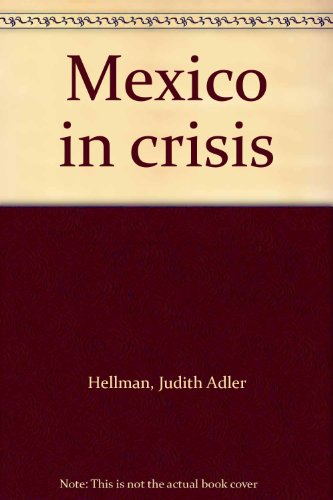 9780841903173: Mexico in crisis