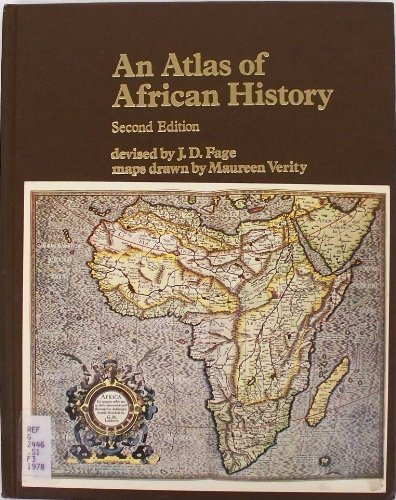 9780841904293: Atlas of African History