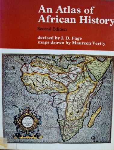 9780841904309: An atlas of African history