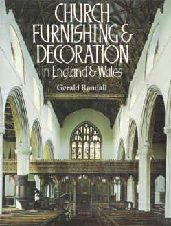 9780841906020: Church furnishing & decoration in England & Wales