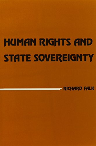9780841906204: Human Rights and State Sovereignty