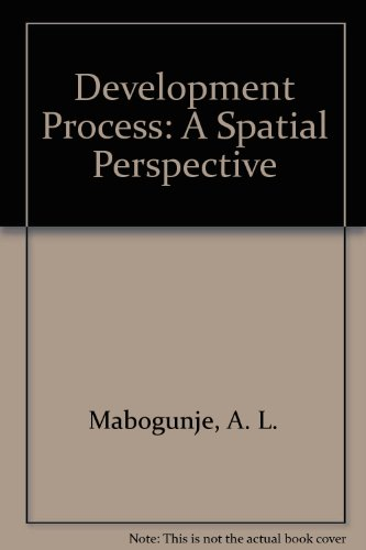9780841906594: The Development Process: A Spatial Perspective