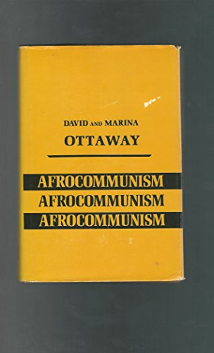 9780841906648: Afrocommunism