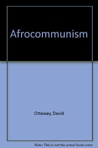9780841906990: Afrocommunism