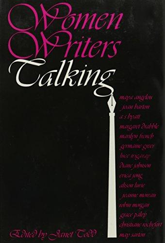 9780841907560: Women Writers Talking