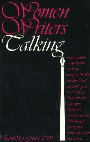 9780841907577: Women Writers Talking