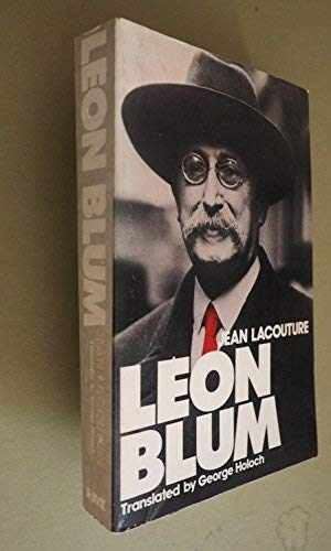 Leon Blum (0841907765) by Jean Lacouture