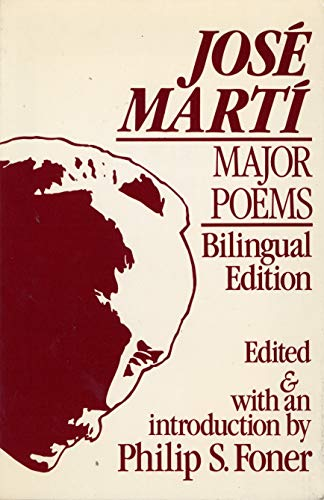 9780841908345: Jose Marti: Major Poems (English and Spanish Edition)