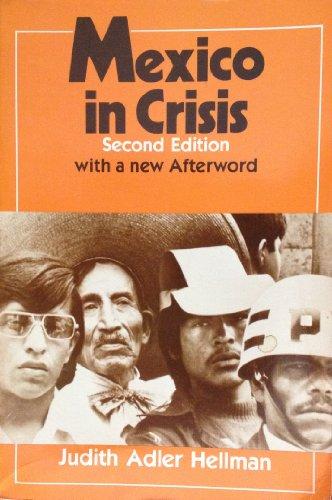 9780841908956: Mexico in Crisis
