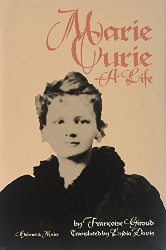 9780841909779: Marie Curie: A Life